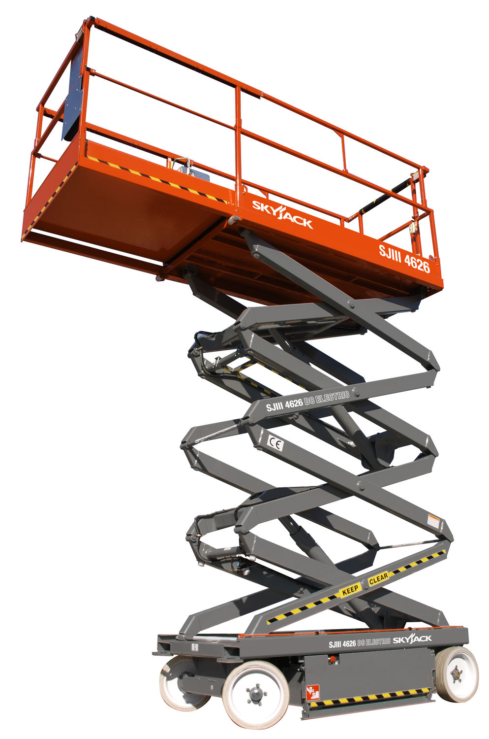 Skyjack Electric Scissor Lift Butterfield Forklift Ltd