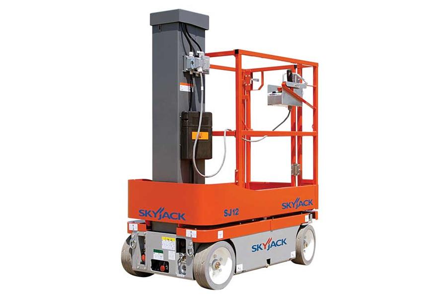 Vertical Lift Parts : Skyjack vertical mast lifts butterfield forklift ltd