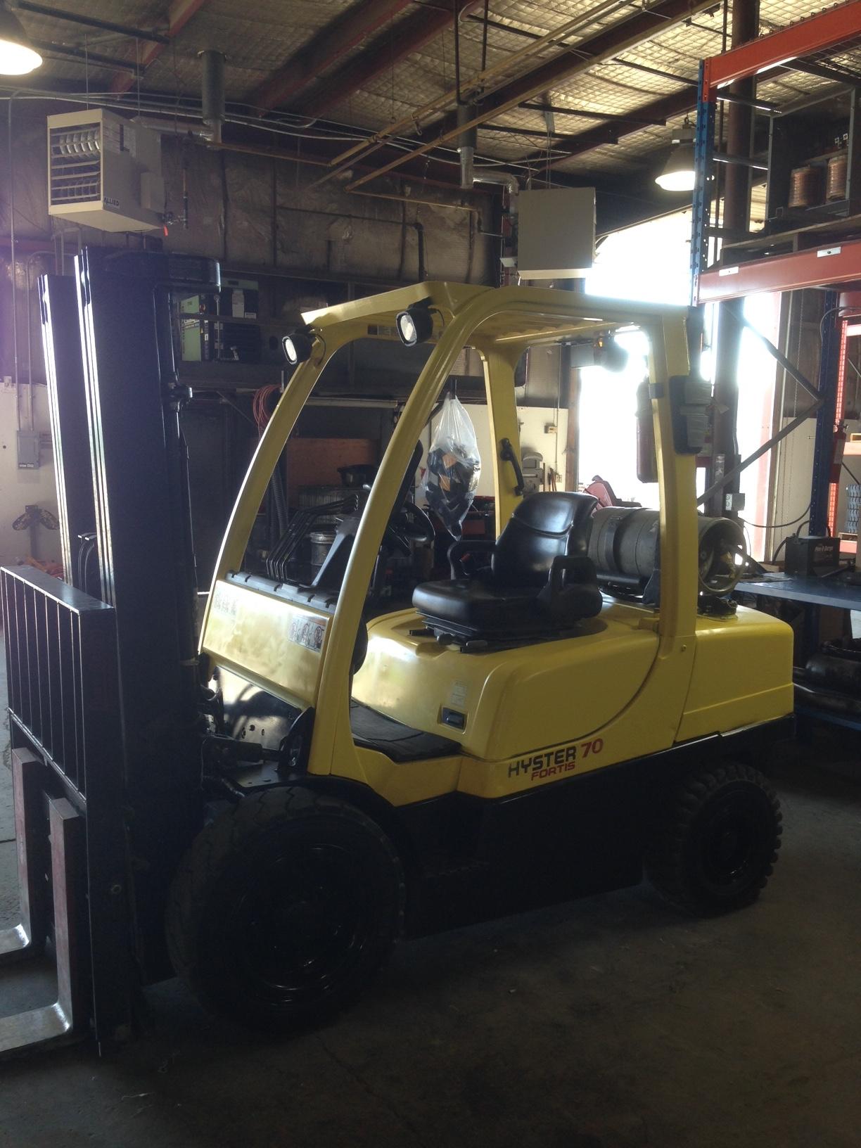 Hyster H70ft Butterfield Forklift Ltd