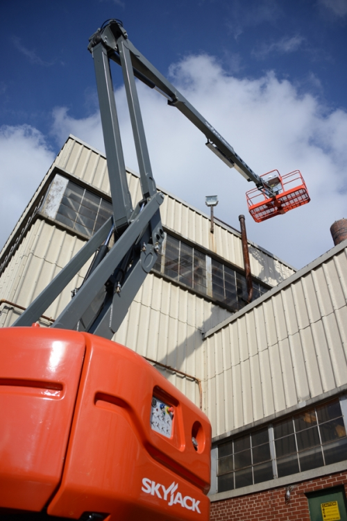 Skyjack Articulating Boom Butterfield Forklift Ltd