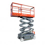 SkyJack Electric Scissor Lift 1