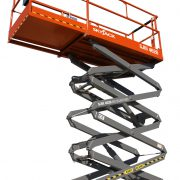 SkyJack Electric Scissor Lift 2
