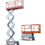 SkyJack Electric Scissor Lift 5