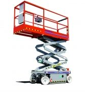 SkyJack Electric Scissor Lift 6