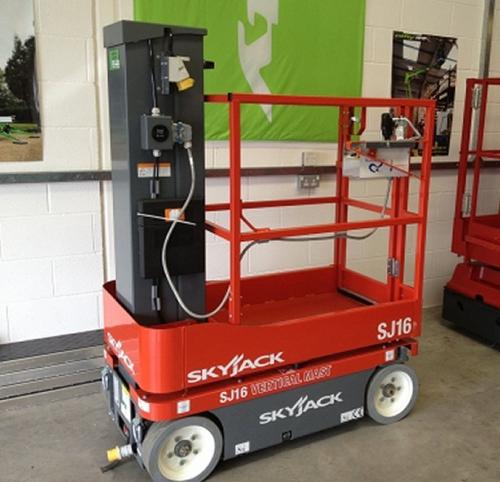 SkyJack Vertical Mast Lifts | Butterfield Forklift LTD