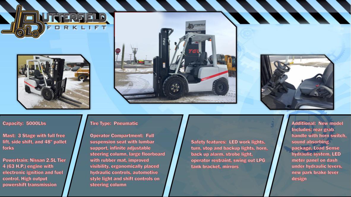 Regina   Forklift Services   Equipment   Repairs